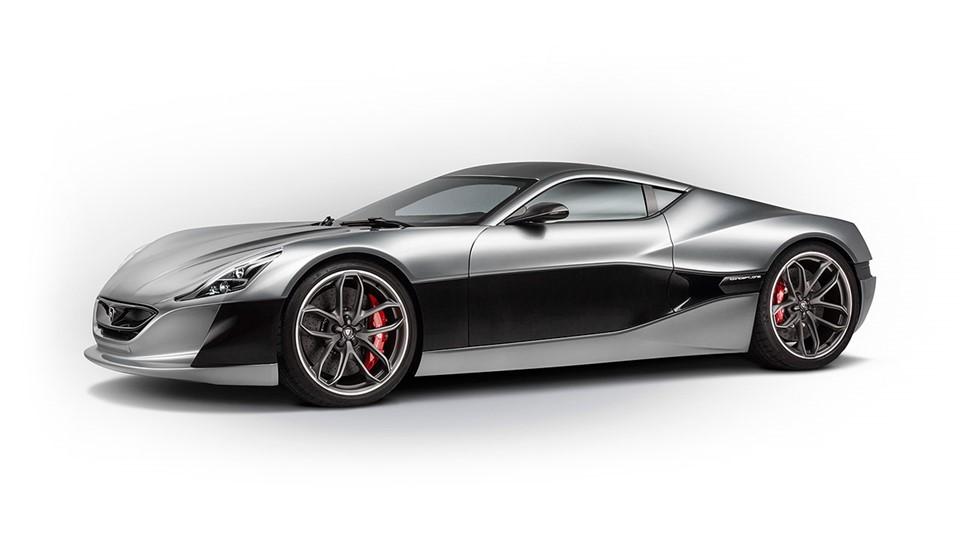 Photo of Rimac Concept One spulbera Bugatti Veyron la liniute!