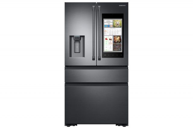 Photo of Samsung prezinta la CES frigiderul Family Hub 2.0 și electrocasnice inteligente încorporate