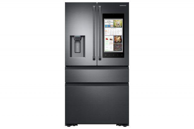 Samsung prezinta la CES frigiderul Family Hub 2.0 și electrocasnice inteligente încorporate