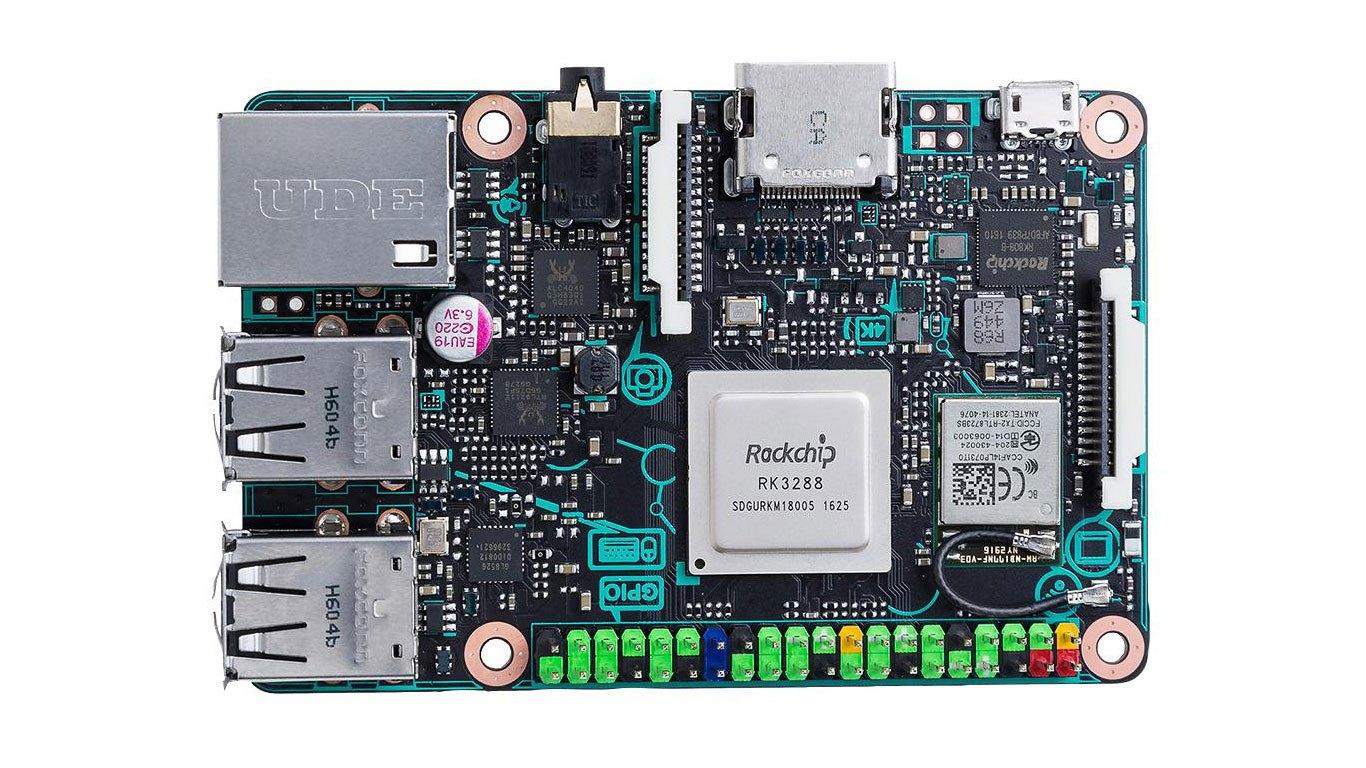 Photo of Asus lansează Tinkerboard, un concurent pentru Raspberry Pi