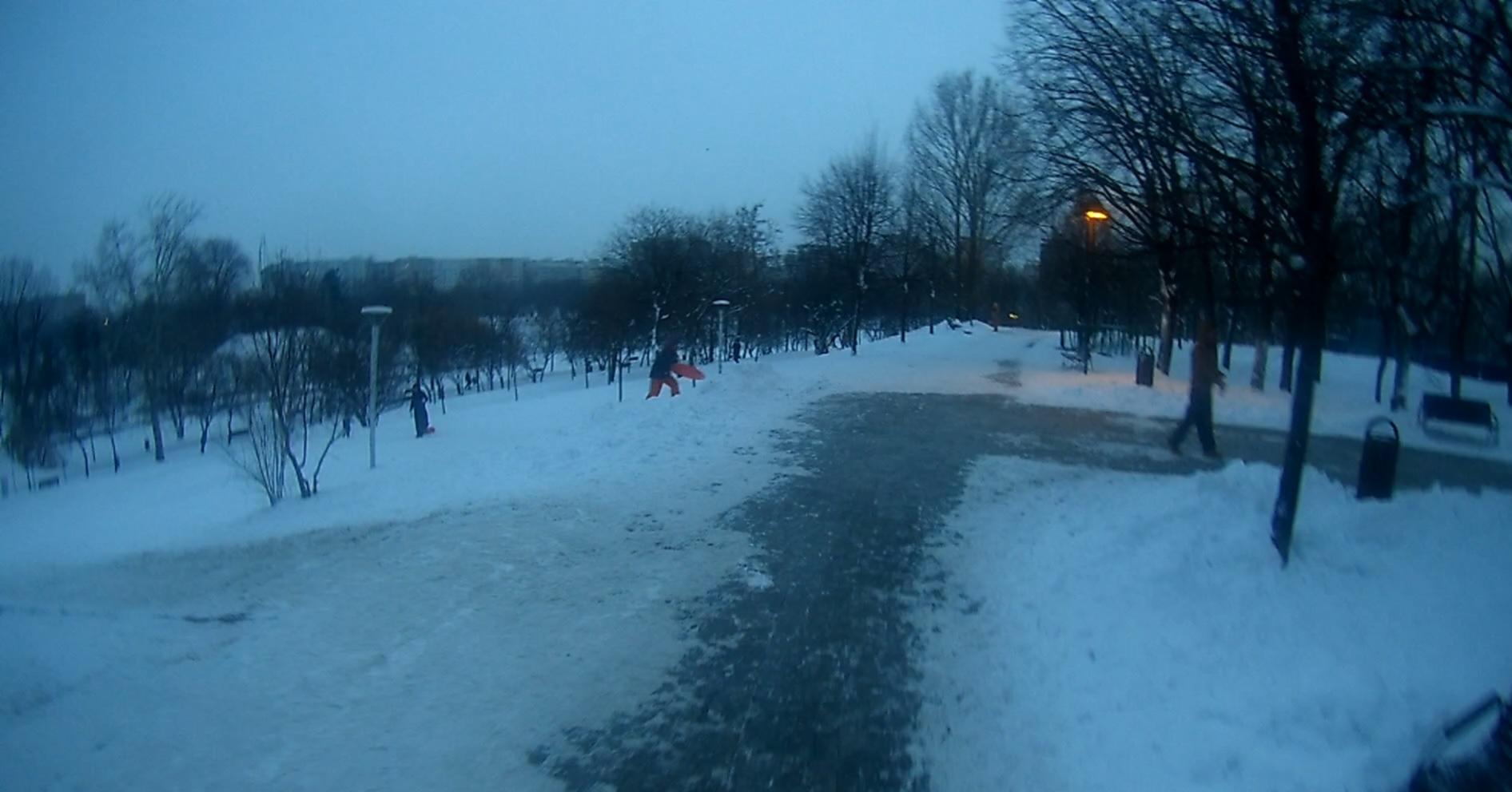 Photo of Cum este sa te plimbi iarna asta prin Bucuresti, prin ger si prin zapada cu… bicicleta electrica?! Povestea colegului Mihai!