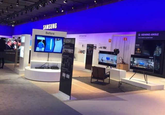 Samsung European Forum 2017 Barcelona