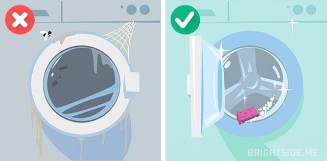 Cum intretii masina de spalat rufe?