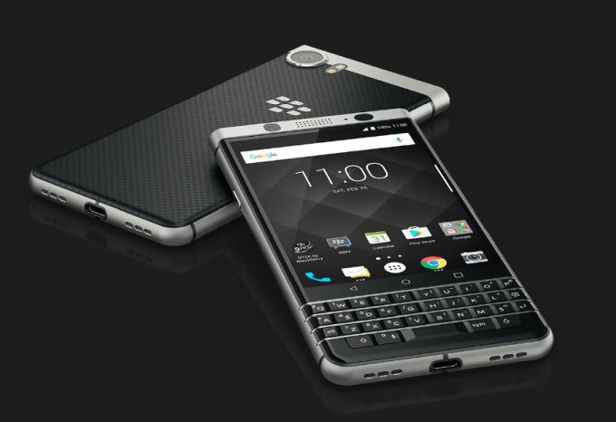 Photo of BlackBerry KeyOne readuce la moda tastatura fizica!
