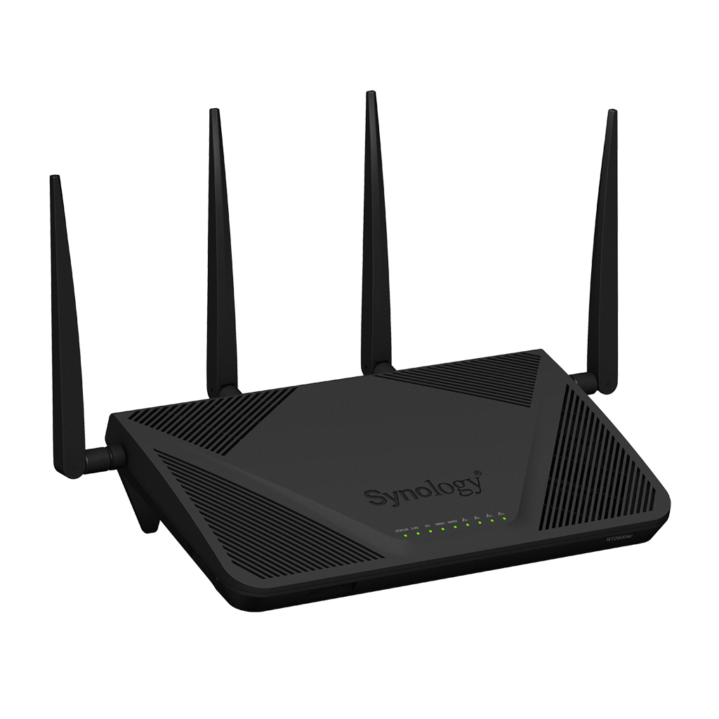 Photo of Synology lansează un nou router wireless,  model RT2600ac