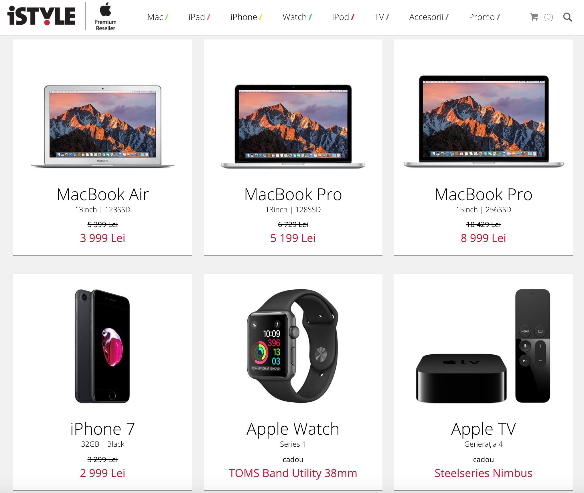 Photo of iStyle Băneasa oferă o nouă experiență spectaculoasă de cumpărare a produselor Apple (P)