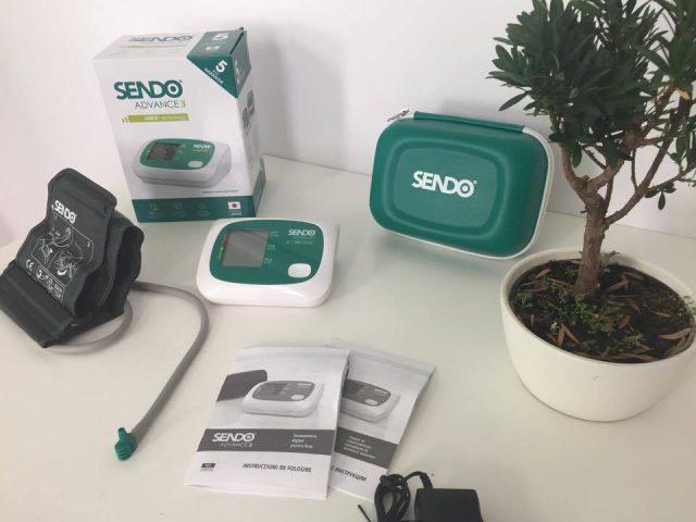 Sendo Advance 3: un tensiometru bun pentru acasa