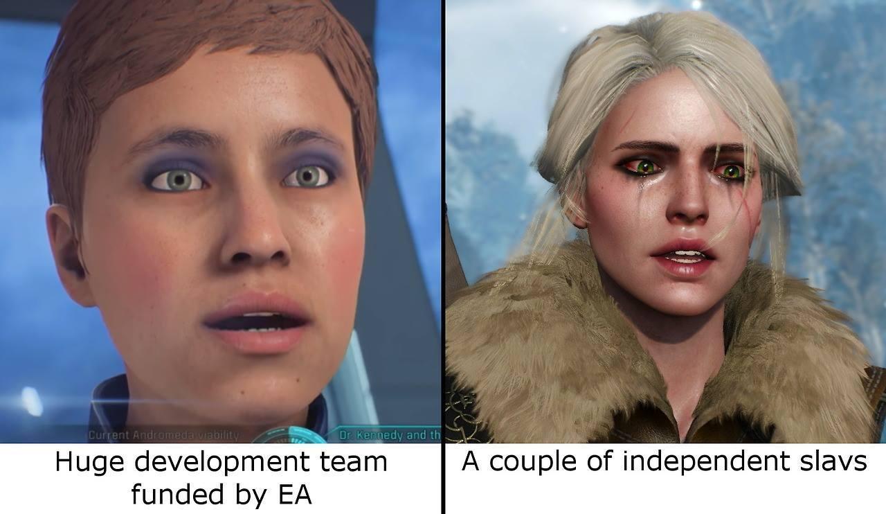 Photo of Cinici buguri de animatie Mass Effect Andromeda