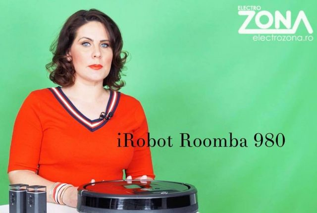 Review Electrozona Roomba 980