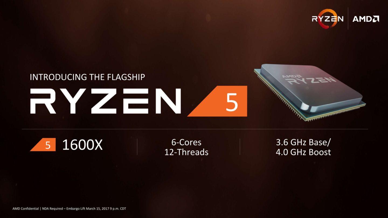 Photo of AMD a dezvăluit procesoarele Ryzen 5, prețul și data de lansare