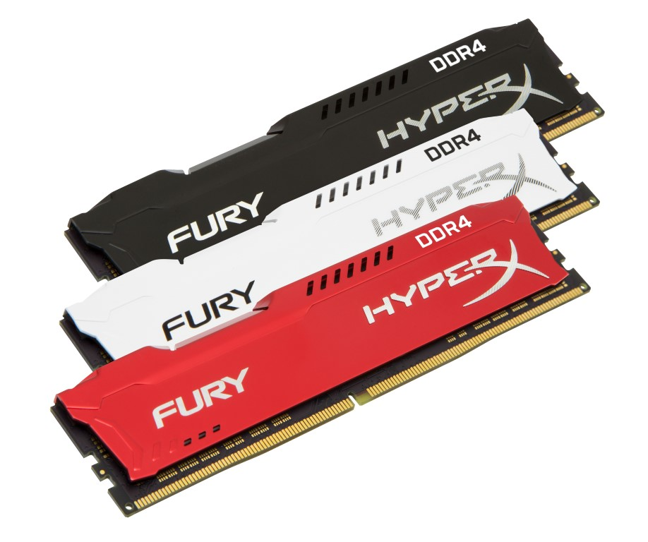 Photo of HyperX își extinde linia de memorii cu FURY DDR4,  cu Overcloking automat Plug and Play de până la 2666MHz
