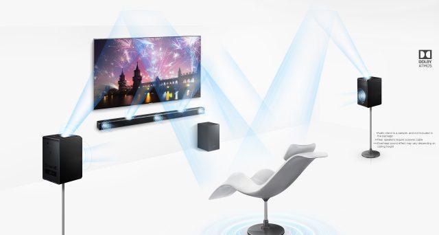 Cea mai nouă linie de soundbar-uri Samsung a ajuns in Romania