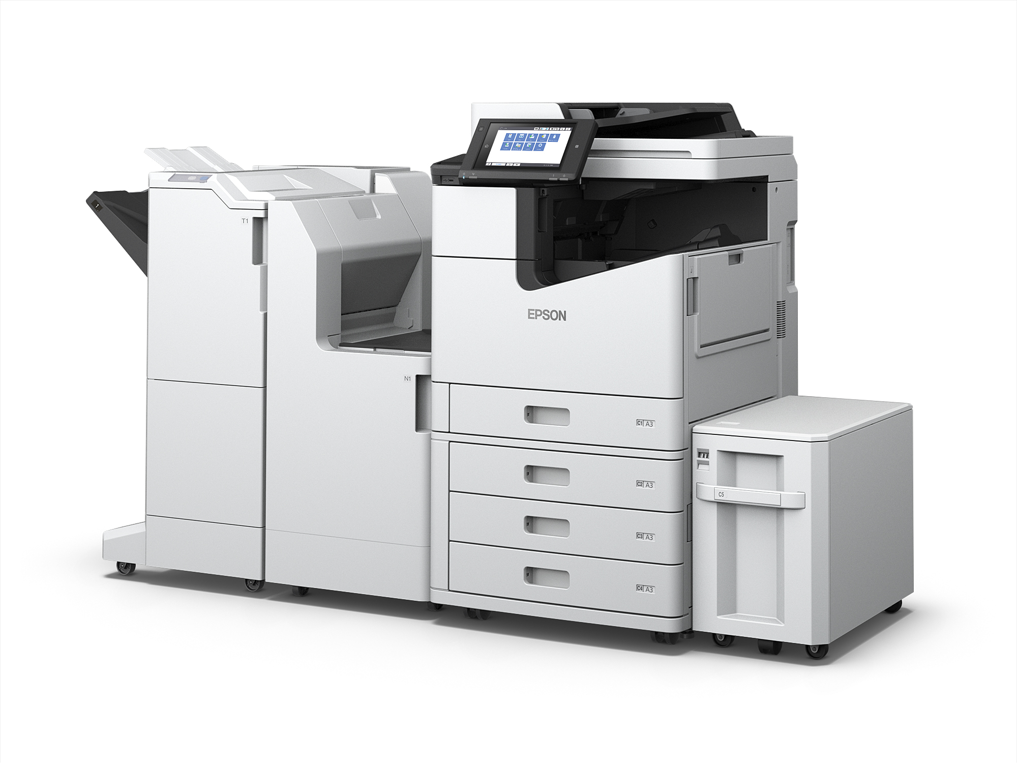 Photo of CeBIT 2017: Epson lansează noi serii de imprimante și primul sistem din lume pentru producerea hârtiei la birou