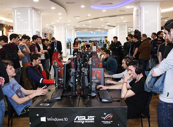 Photo of ASUS organizează cel mai lung turneu offline de gaming din România în Plaza Mall București