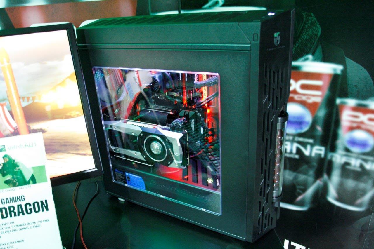 Photo of PC Garage și Nvidia prezintă cel mai puternic sistem de pe piață echipat cu un GeForce GTX 1080 Ti