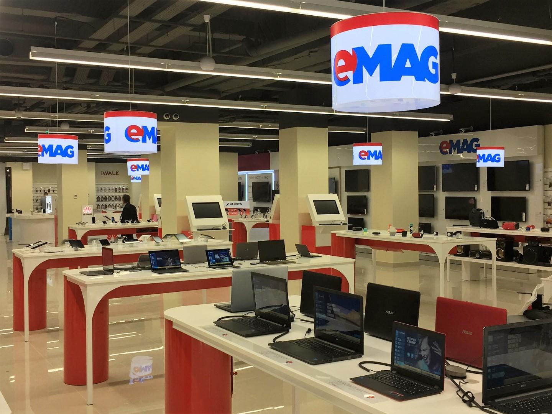Photo of eMAG deschide al doilea showroom din București în Titan