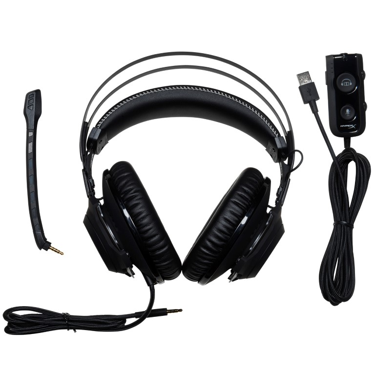 Photo of Căștile pentru gaming HyperX Cloud Revolver S cu sunet surround Plug-and-Play Dolby sunt disponibile de azi în România