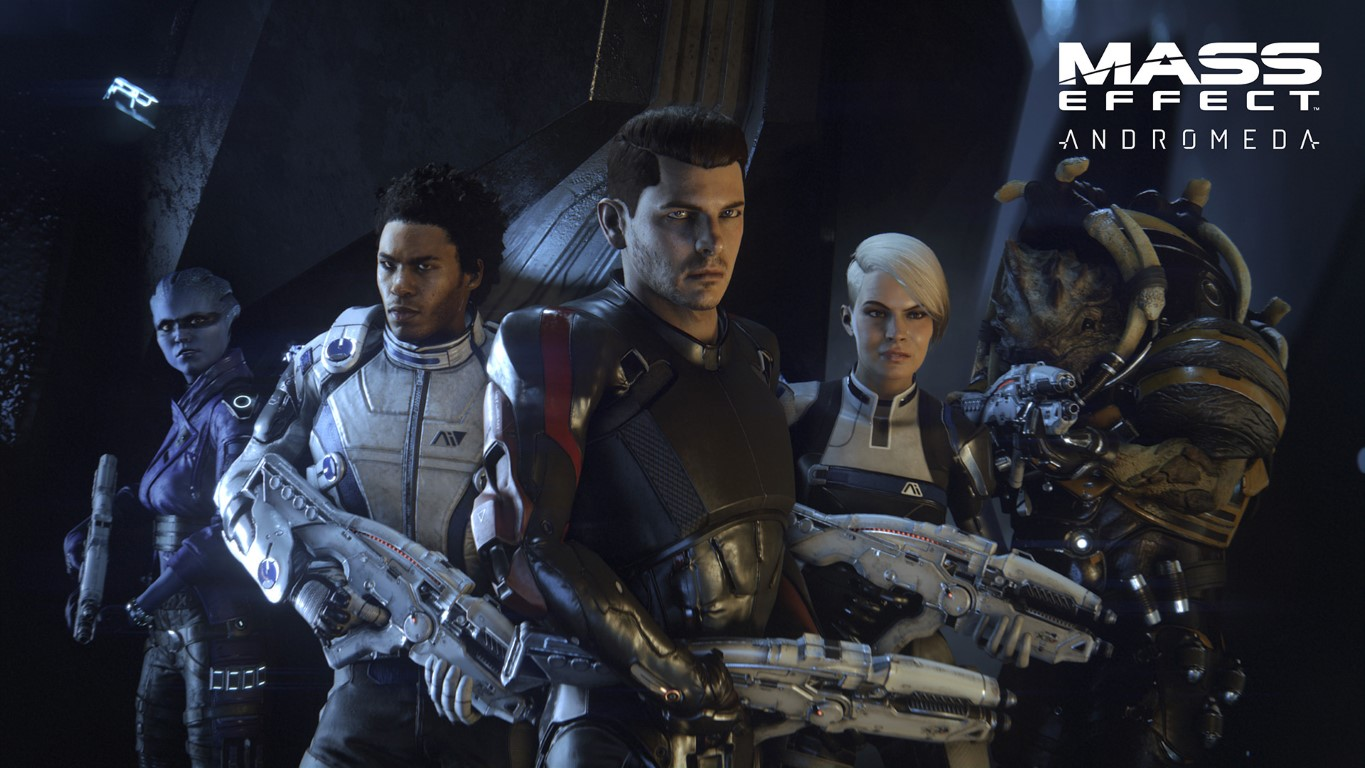 Photo of BioWare incepe sa creeze hype in jurul lui Mass Effect