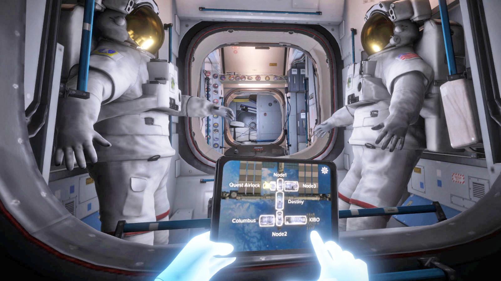 Photo of Oculus îți permite să te plimbi prin Stația Spațială Internațională