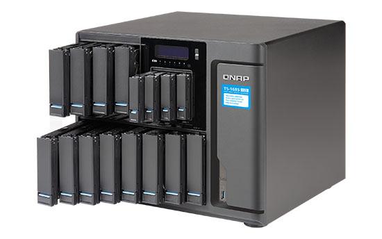 Photo of QNAP introduce serverul NAS TS-1685 cu procesor Xeon D și 16 sertare