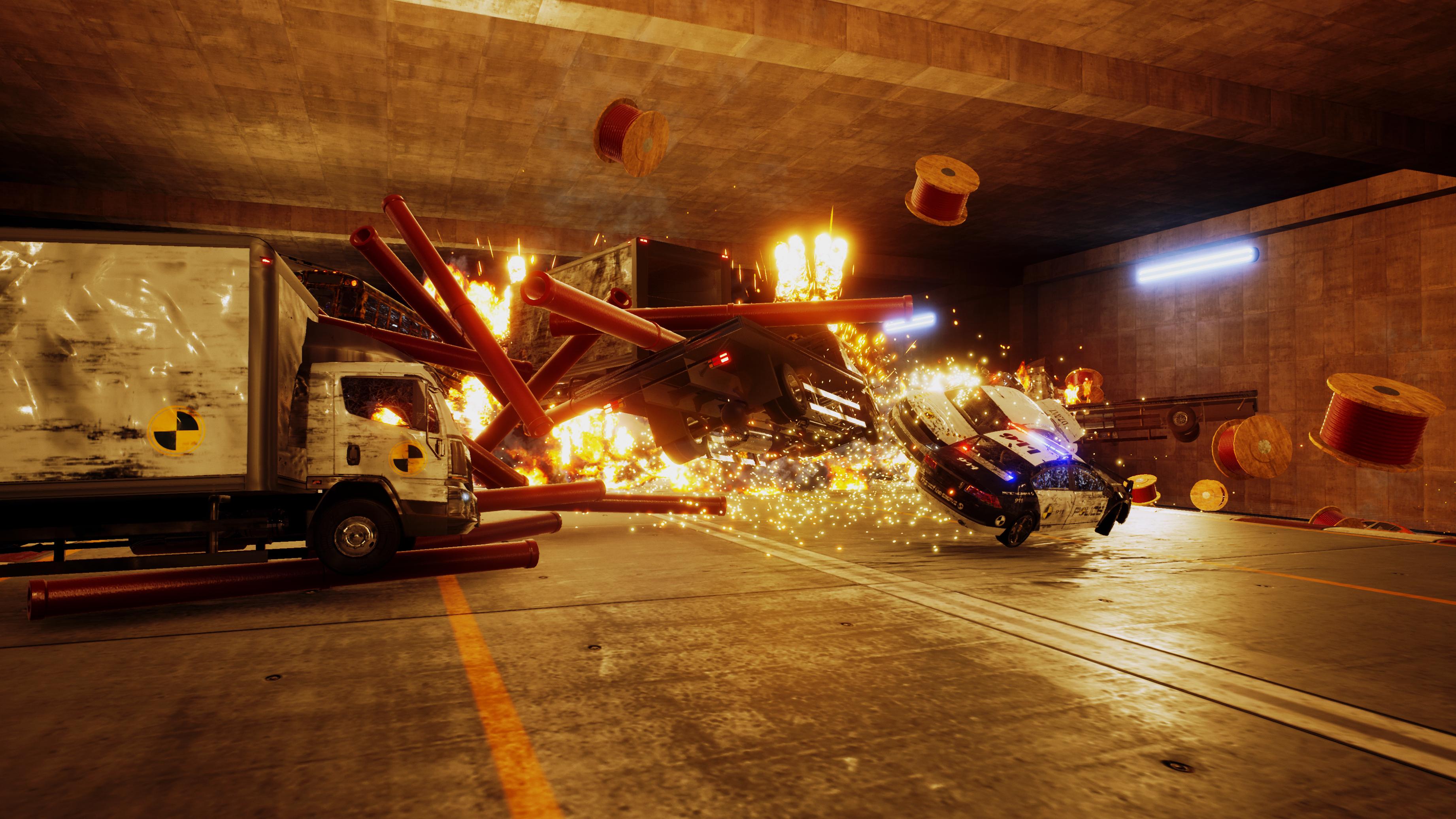 Photo of Danger Zone este un joc bazat pe ce era mai bun din Burnout
