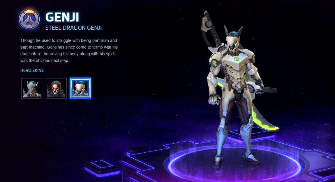 Photo of Genji se alatura eroilor din Heroes of the Storm