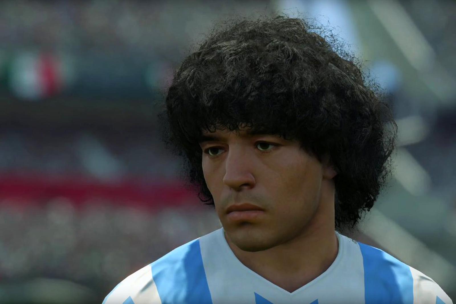Photo of Maradona ameninta Konami cu sala de judecata
