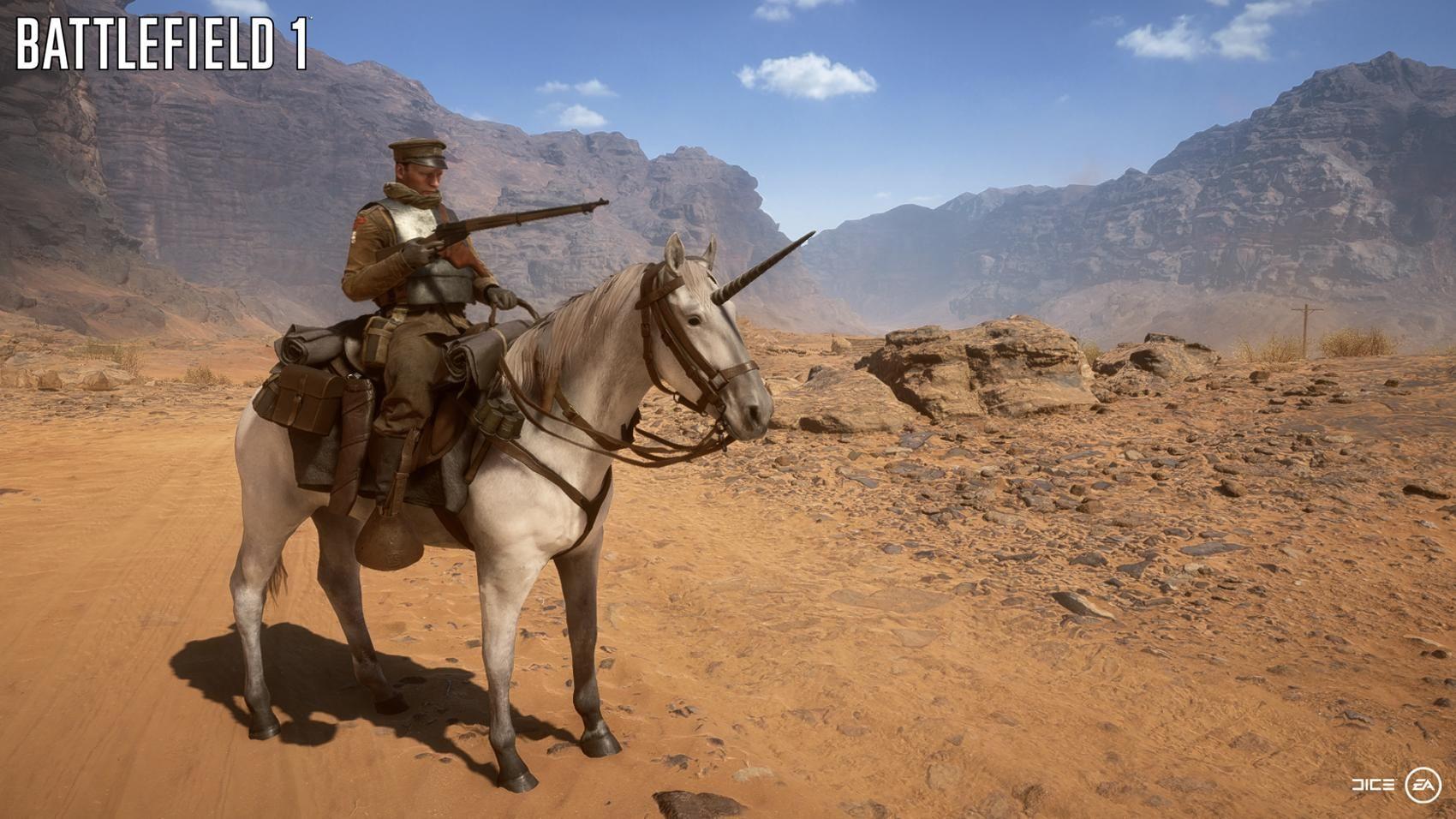 Photo of Battlefield 1 are temporar un trial gratuit și unul pentru conținutul Premium