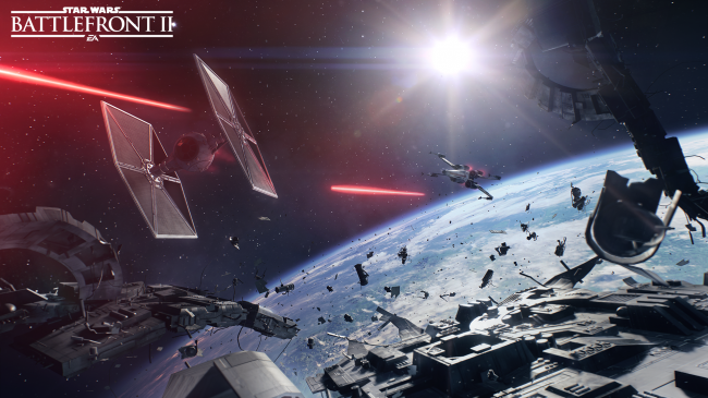 Photo of Star Wars Battlefront 2 a fost anunțat