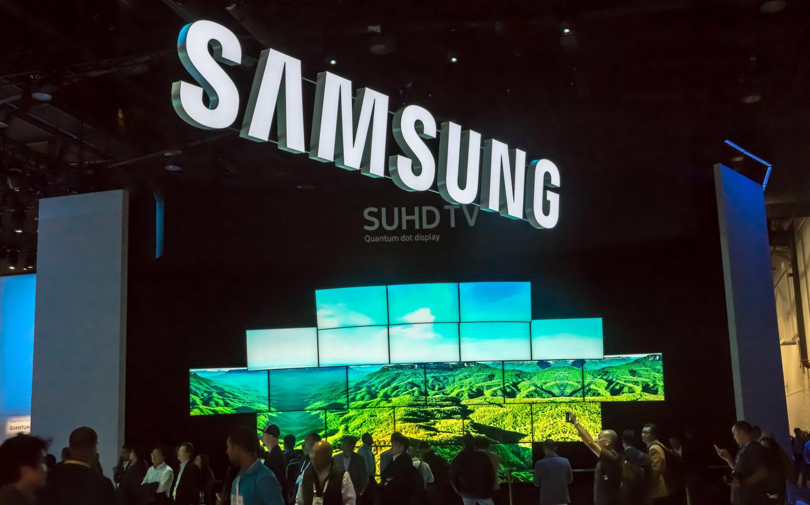 Photo of Samsung a dezvăluit câteva ecrane prototip foarte interesante