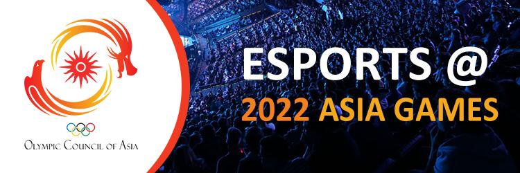 Photo of Jocurile Asiatice 2022 includ eSport-ul printre evenimentele medaliate