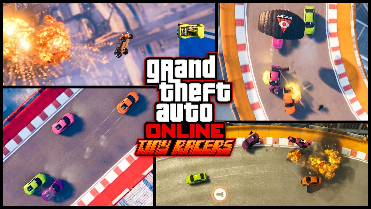 Photo of GTA revine la origin cu un nou update