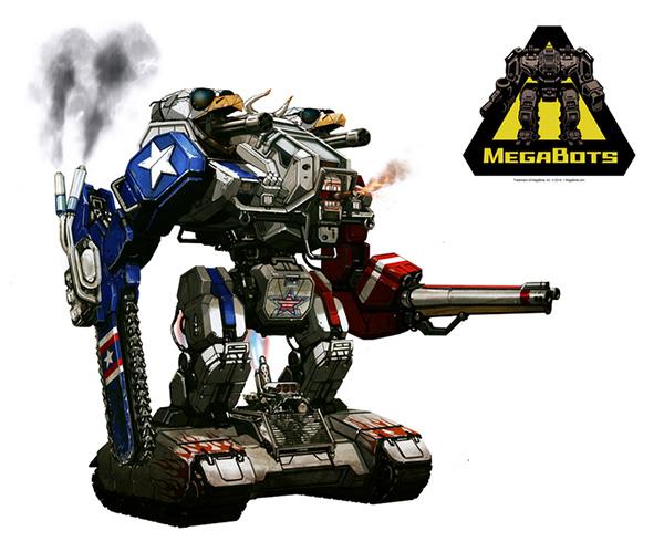 Photo of Prima luptă internațională de roboți gigantici va avea loc în august