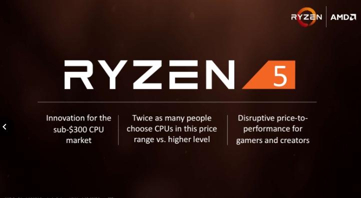 Photo of Seria AMD Ryzen 5 a fost lansată, acestea sunt prețurile pentru România