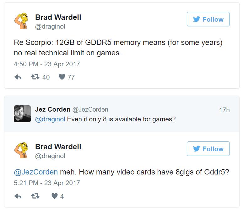 Photo of Xbox Scorpio va fi prezentat la E3
