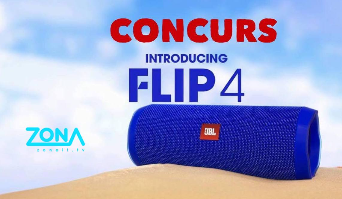 Photo of CONCURS JBL Flip 4! Castiga o boxa portabila bluetooth!