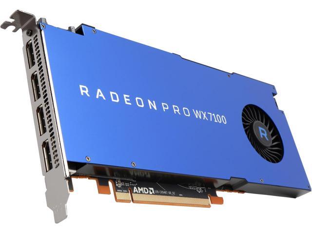 Photo of AMD Radeon Pro WX 7100-O placa video ce nu-i de joaca!