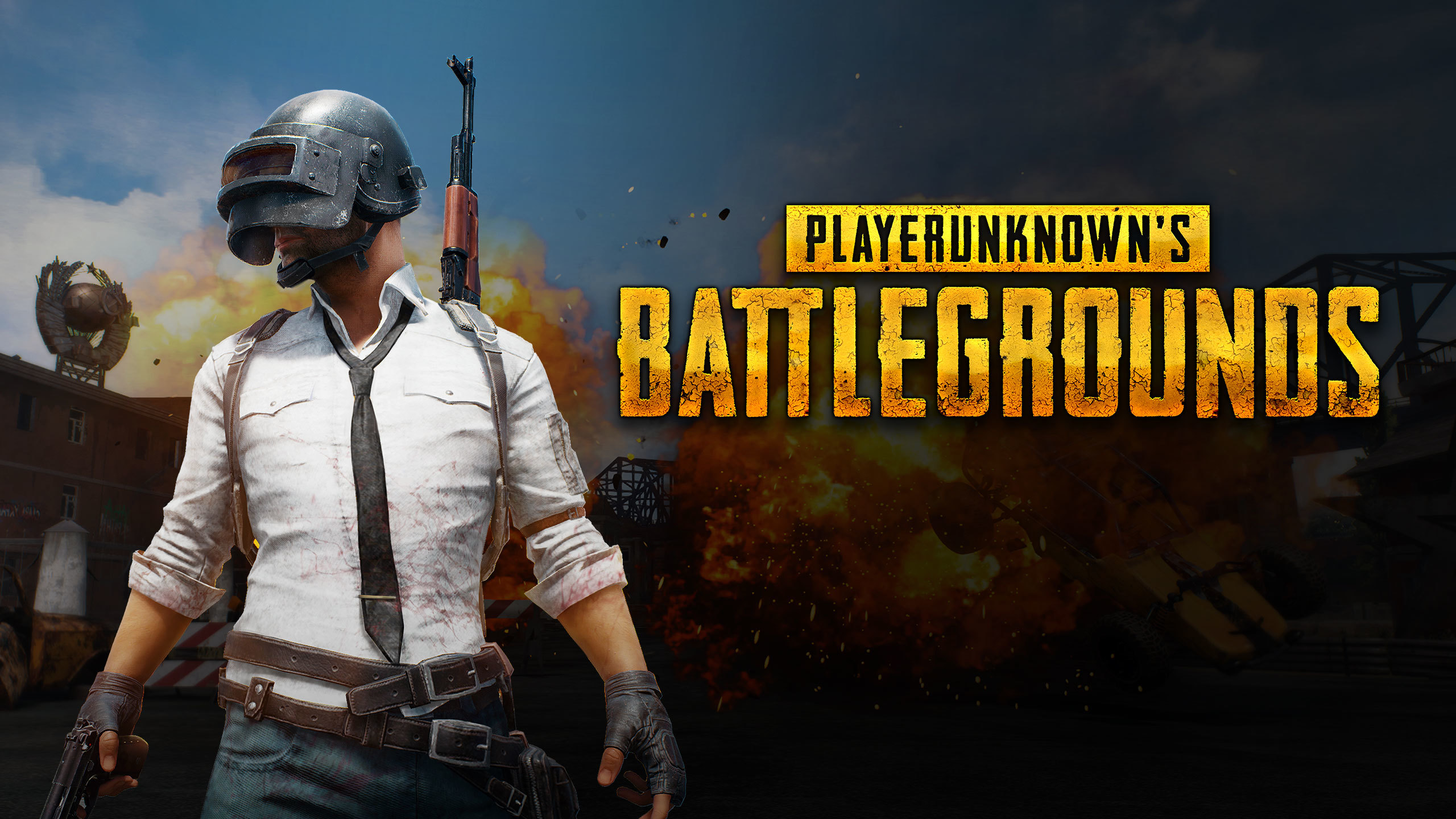 Battlegrounds pubg