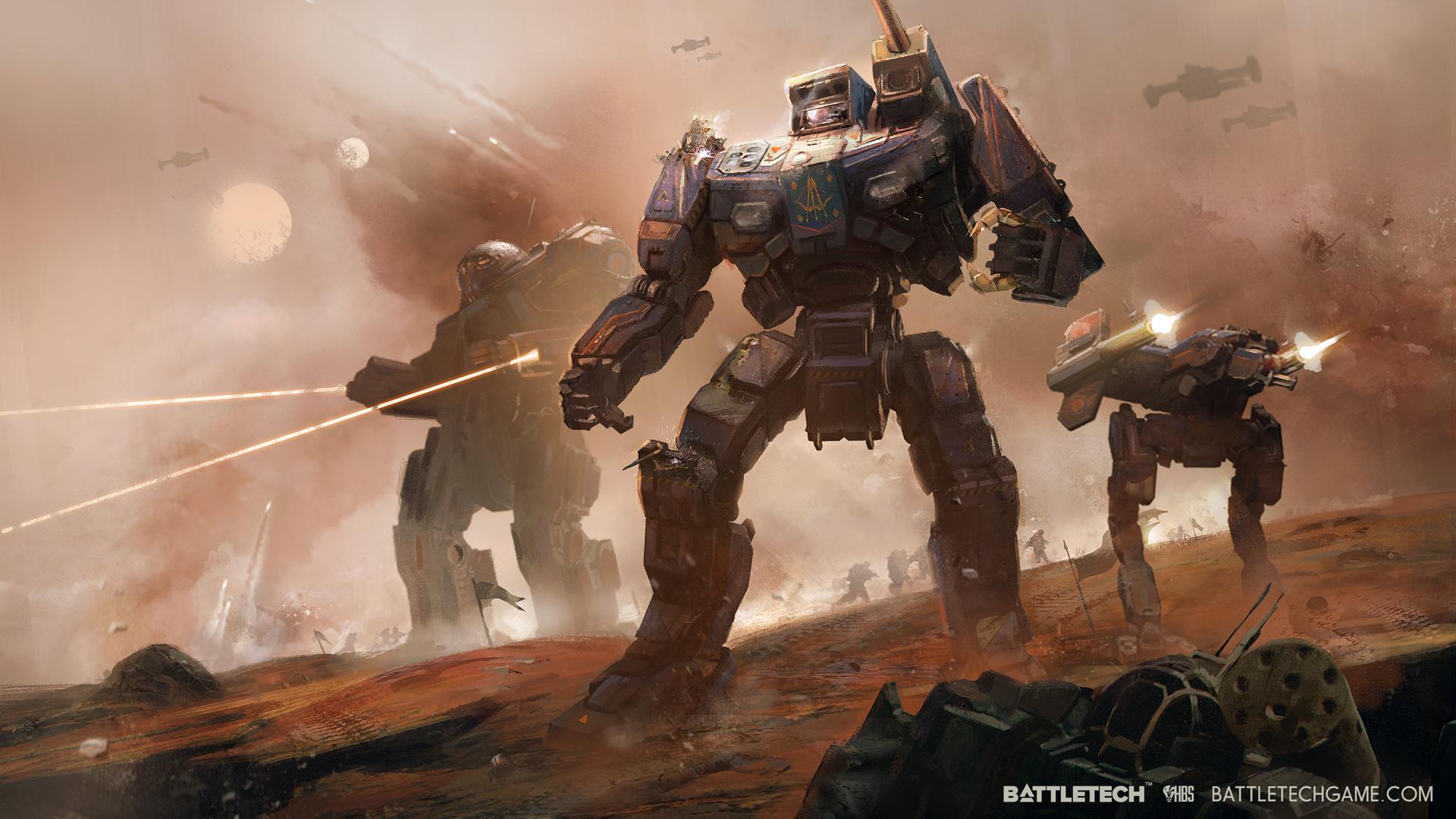 Photo of Battletech a fost amânat pentru anul viitor