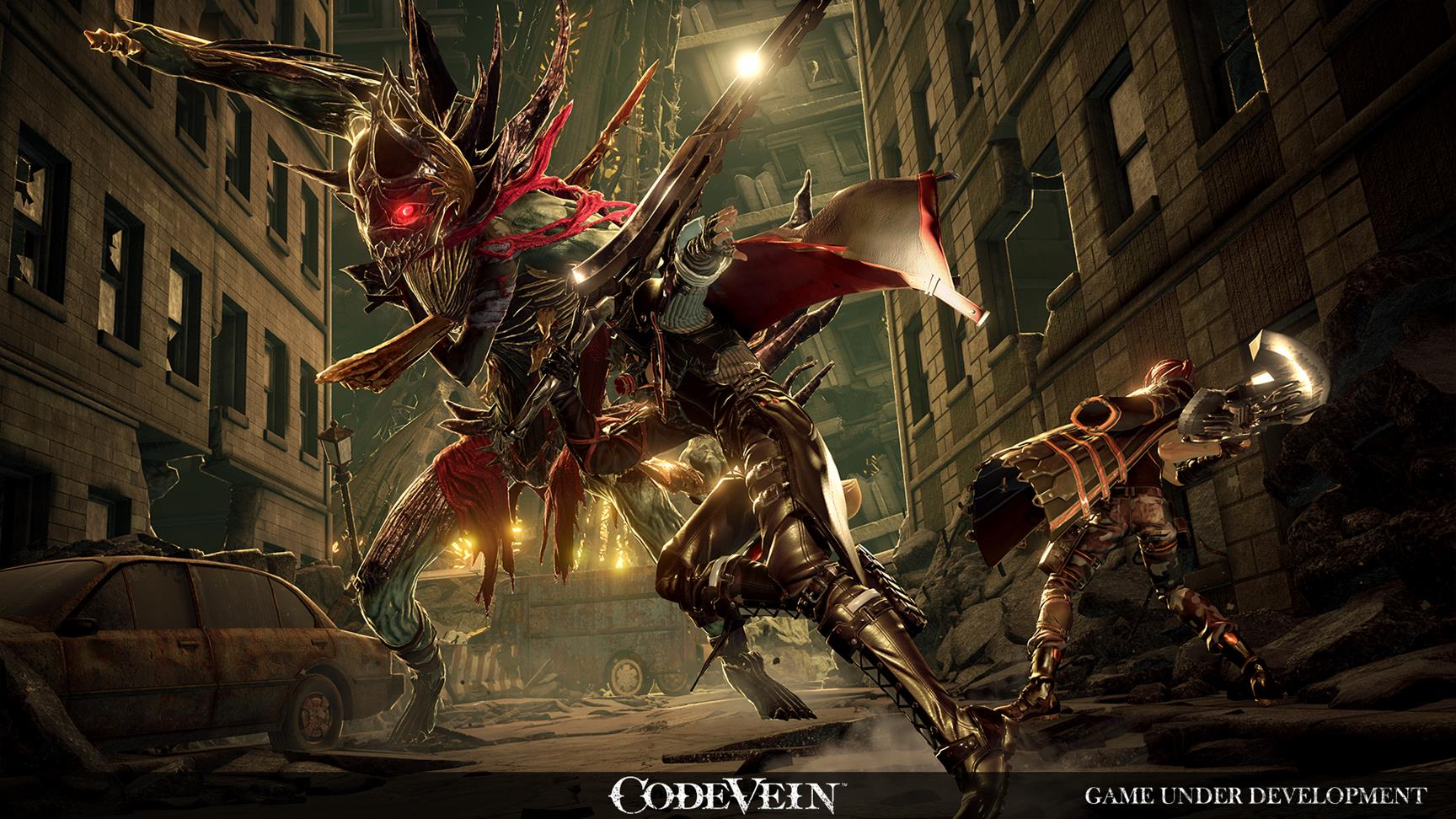 Photo of Code Vein are un trailer, dar nu si o data de lansare