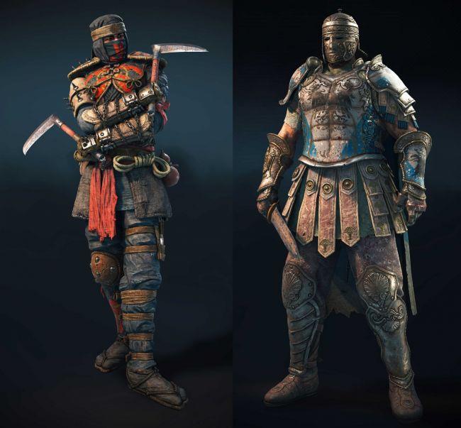Photo of Centurion vs Ninja – Sezonul 2 din For Honor