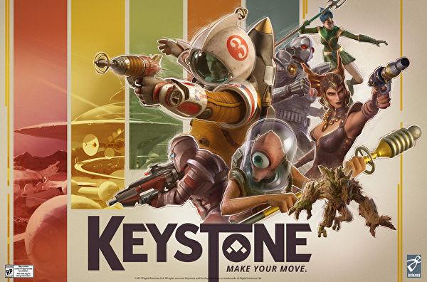Photo of Creatorii lui Warframe anunță Keystone
