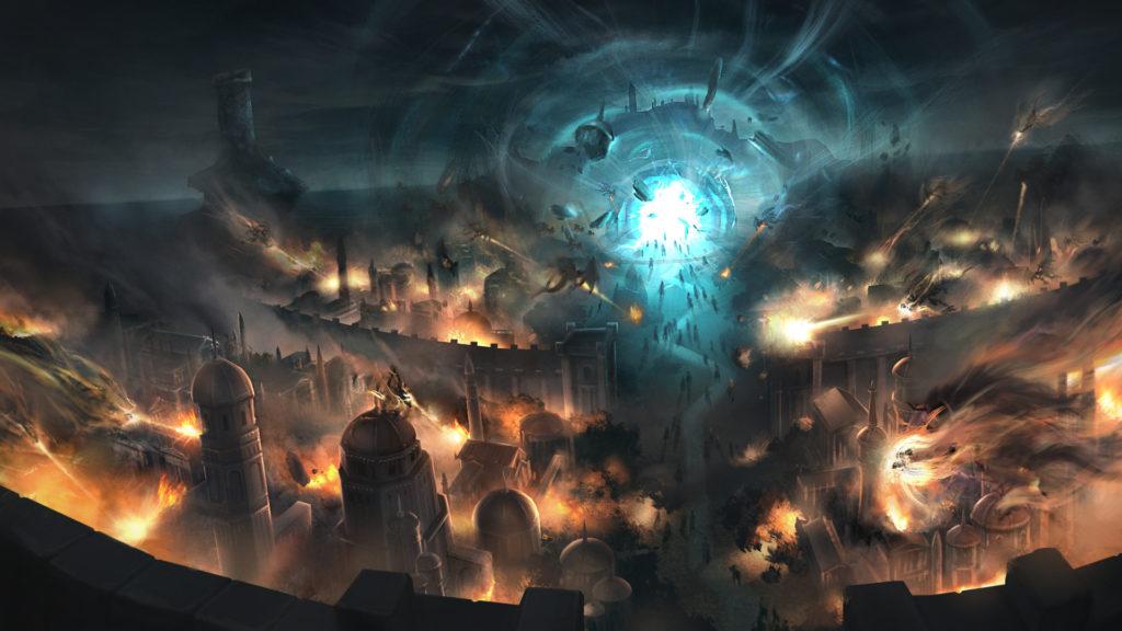Photo of Ashes of Creation promite să reînvigoreze MMO-ul
