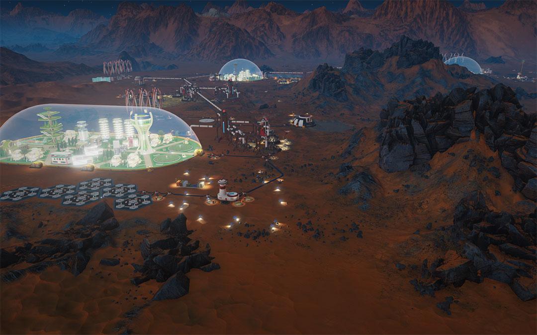 Photo of 2018 – Anul in care urmeaza sa construim orase pe Marte (Virtual Evident)