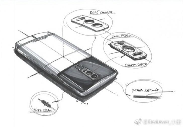 Photo of OnePlus 5 a fost confirmat și zărit în schițe