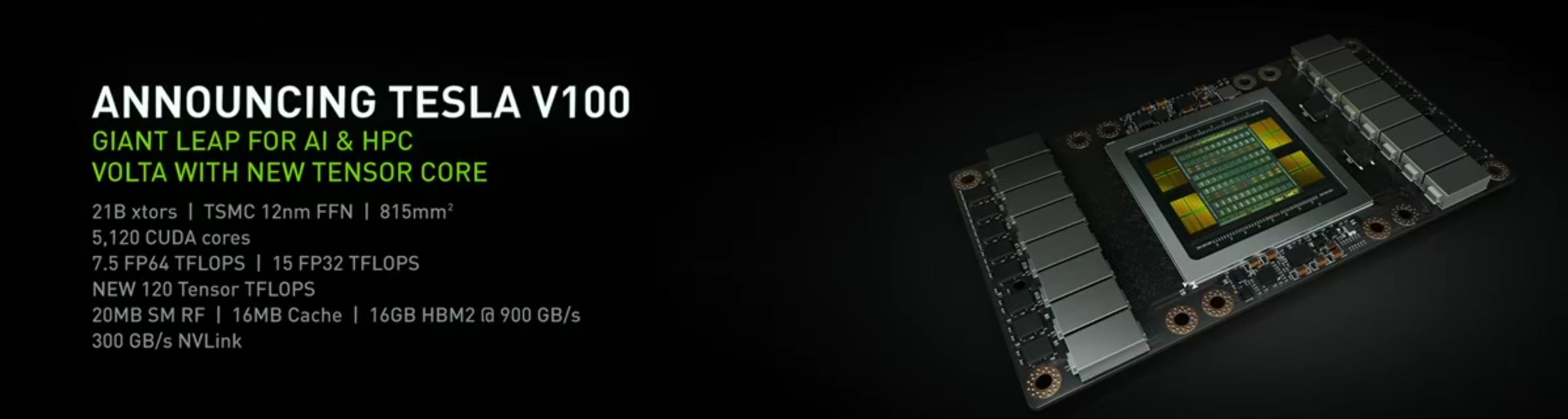 Photo of Nvidia introduce Volta cu Tesla V100