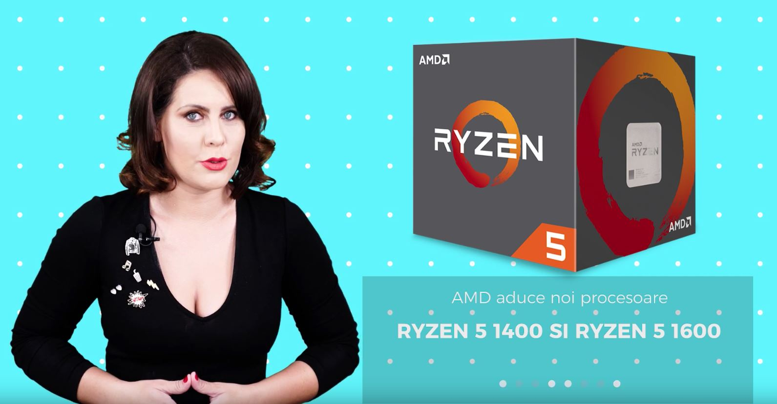Photo of Review AMD Ryzen 5 1400 si Ryzen 5 1600 + AMD RX560