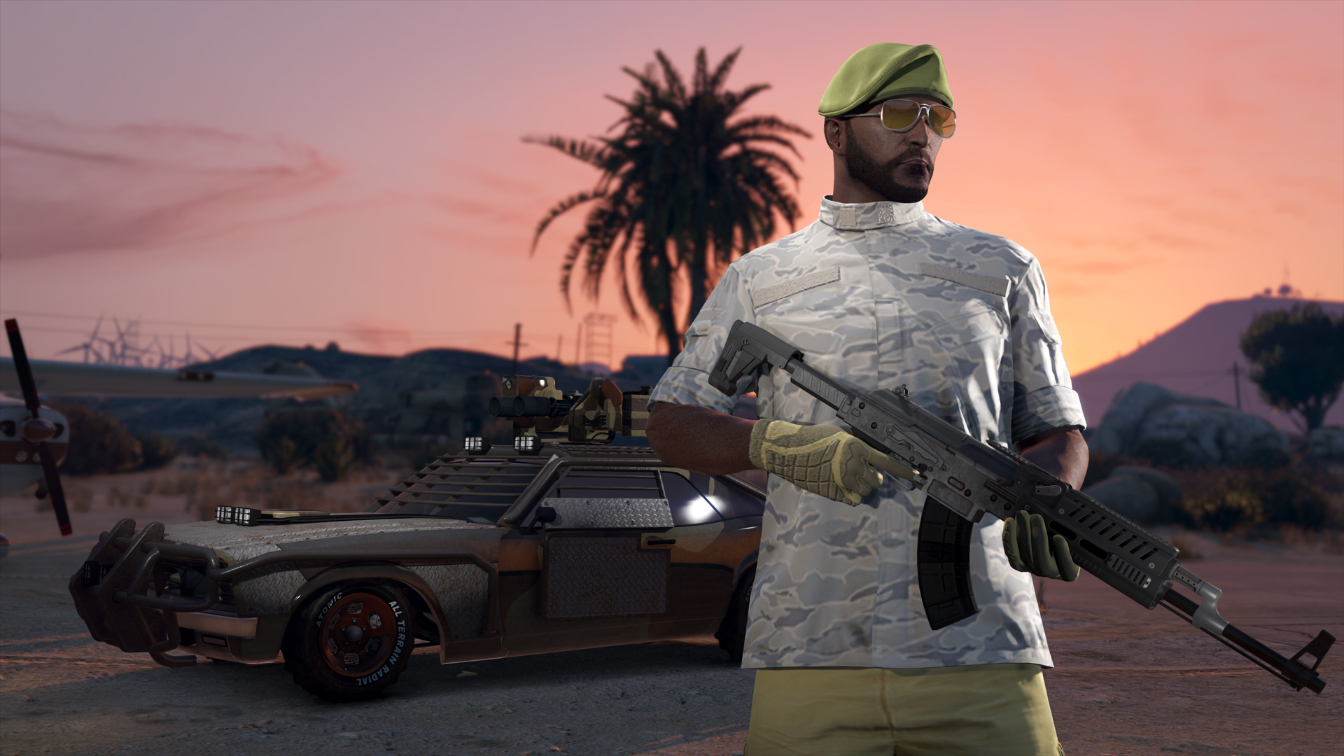 Photo of GTA Online Gunrunning a fost anunțat