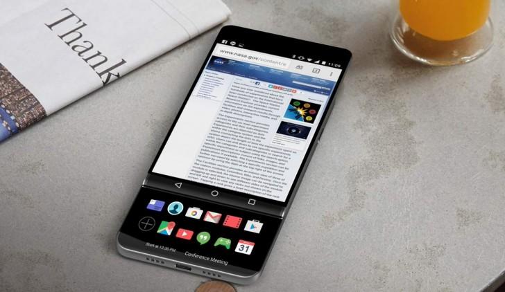 Photo of Așa ar putea arăta LG V30