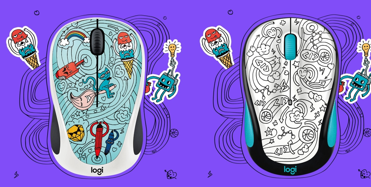 Photo of Logitech prezintă noua colecție Doodle 2017
